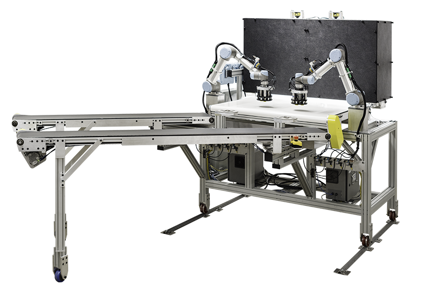Pick and Place Packaging Robot from Allied Technology